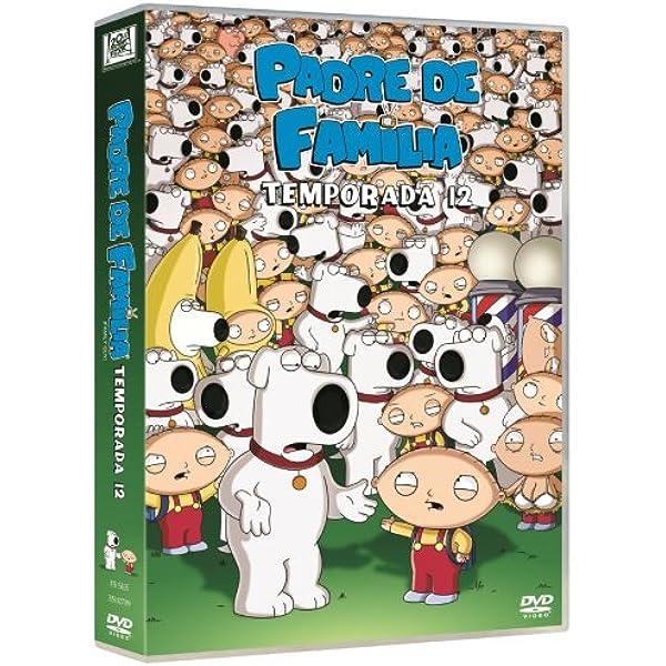 Padre De Familia Temporada 12 [DVD]: Amazon.es: Dibujos ...