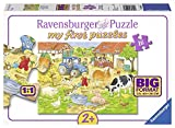 Ravensburger 05406 - My First Puzzles: Meine Bauernhoftiere, 16 Teile