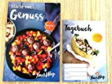 Charmate® Beauty Set //Gesichtspflege// Weight Watchers Starte mit Genuss YourWay PROGRAMM (Woche 1) + Tagebuch - Your Way Zero SmartPoints® Plan / 2018