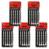 25 x TopsTools T111C Stichsägeblätter für Bosch, Dewalt, Makita, Milwaukee und viele mehr
