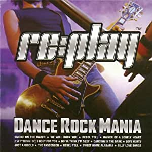 Replay Dance Rock Mania [SE Import]
