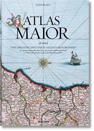 Blaeu. Atlas Maior (Va) por Peter Van der Krogt