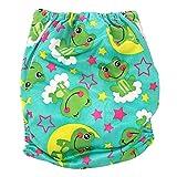 Naughty Baby Cloth Pocket Diaper with Mi...