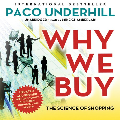 Why We Buy, Updated and Revised Edition  Audiolibri