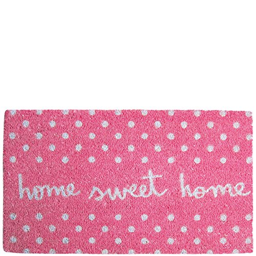 Laroom Felpudo diseño Sweet Home