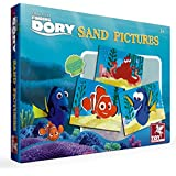 Toy Kraft Finding Dory - Sand Pictures, Multi Color