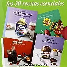 Pack Las 30 Mejores Recetas Esenciales (Ilustrados)
