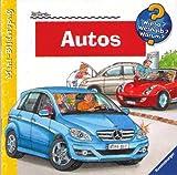 Autos (Ravensburger Mini-Bilderspaß 41 - Wieso? Weshalb? Warum?) ISBN 9783473696604