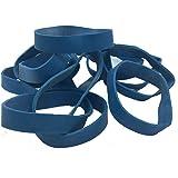 Holmenkol Unisex_vuxen 12 stück stopphållare paket med 12, blå, standardstorlek
