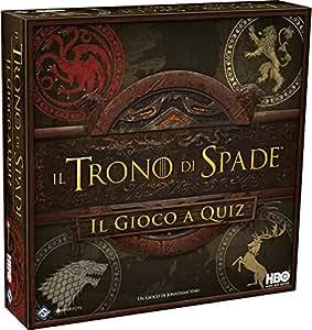Asterion 9070 - Il Trono di Spade : Il Gioco a Quiz