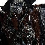 elfisheu Halloween Deko Gruselig Zombie Geist Gespenst Hängend Augen Glänzend Sound Gesteuerte für Halloweendeko…