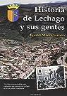 Historia de Lechago y sus gentes par Agustín Martín Soriano