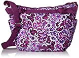 Best Vera Bradley Lilacs - Vera Bradley Hadley on the Go Satchel-Signature, Lilac Review