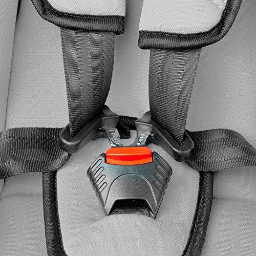 XOMAX XM-K3 Grey Autokindersitz + Gruppe I / II / III (9 - 36 kg) + ECE R44/04 geprüft + Farbe: Grau, Hellgrau, Schwarz + mitwachsend + 5-Punkte-Sicherheitsgurt + Kopfstütze verstellbar + Rückenlehne abnehmbar + Bezüge abnehmbar & waschbar -