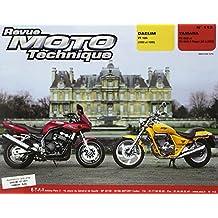 Revue moto technique, n° 113.2 : Dealim VT 125 / Yamaha FZS 600 Fazer