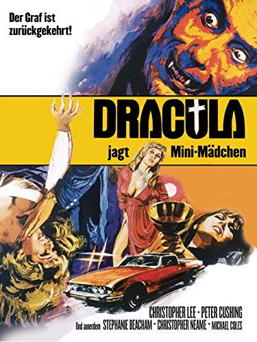 Dracula jagt Minimädchen (Amazon Instant Dracula)