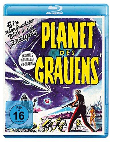 Planet des Grauens [Blu-ray]