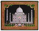 Taj Mahal tapiz indio tapicería del algodón impresiones - Best Reviews Guide
