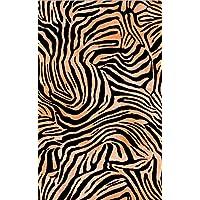 d-c-fix® Sticky Back Plastic (self adhesive vinyl film) Velvet Sumatra (Tiger) 45cm x 1.2m 303-0200