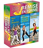 Coffret Remise en forme : Gym en douceur + Une semaine pour être en forme + Gymnastique débutants