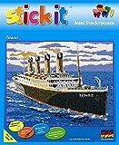 stickit Mini Stecksystem Titanic fahrend ca. 8.200 Teile Nr. 41222