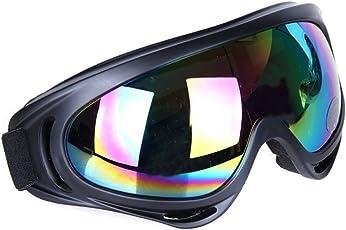 Lifeyz Brillen winddicht UV400 Motorrad Radfahren Schneemobil Skibrille Eyewear Schutz Sicherheit Skibrillen