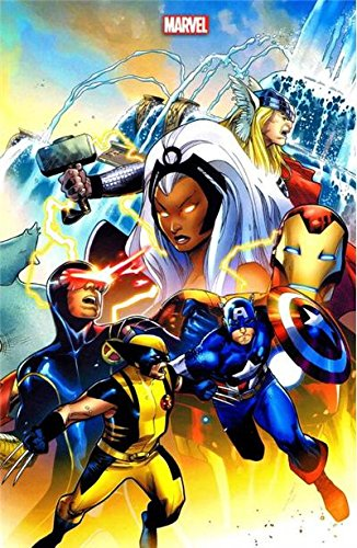 Avengers/X-Men, Tome 1 : Variant cover