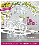 Make it by Hand: One Sheet Sculpture - The Great Outdoors