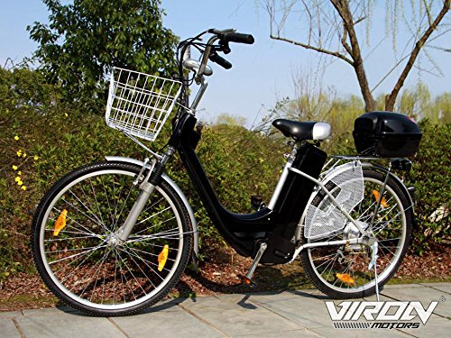 Electric bike 26