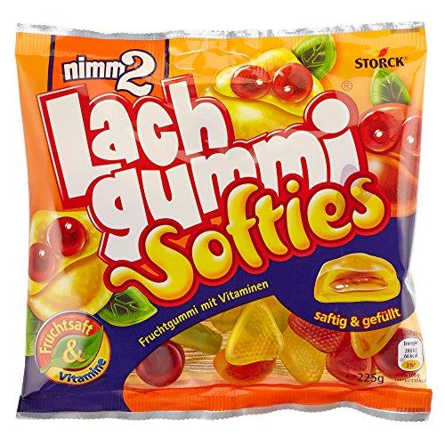 nimm2 Lachgummi Softies, 225 g