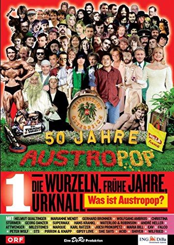 50 Jahre Austropop, Vol. 1: Die Wurzeln - Frühe Jahre