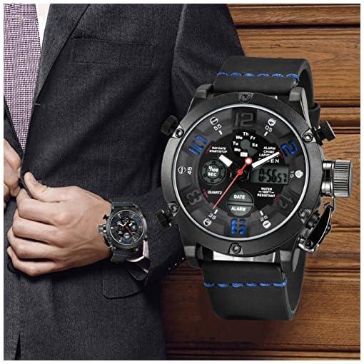 orologi da uomo quadrante grande