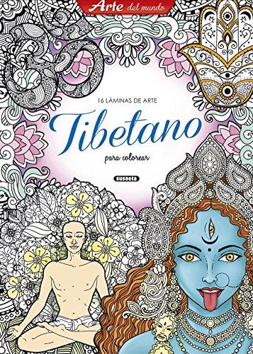 Láminas de arte tibetano (Arte del mundo)