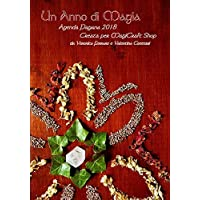 Agenda pagana wicca Un Anno di Magia 2018 A6 10,5x14,8 cm ( tascabile )