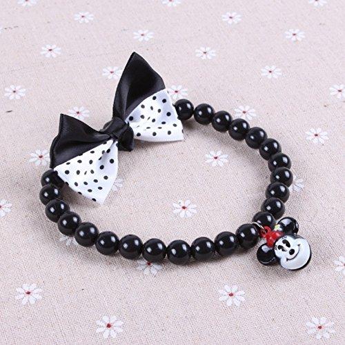 rexul-tm-hot-vendre-pet-shop-perles-collier-noir-pour-chien-avec-mignon-noeud-et-animaux-bell-pour-c
