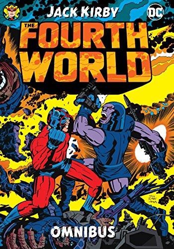 Fourth World by Jack Kirby Omnibus por Jack Kirby