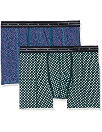 Scotch & Soda Herren Boxershorts Colourful Boxer Shorts, 2er Pack