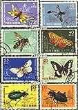 Rumänien 2260-2267 (kompl.Ausg.) 1964 Insekten (Briefmarken für Sammler)
