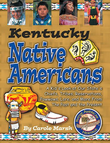 Kentucky Indians (Paperback) (Native American Heritage)