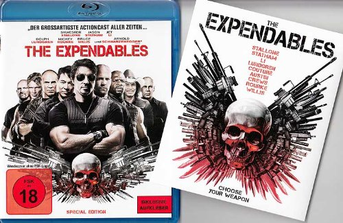 The Expendables Se Bd)-Sonderartikel [Blu-ray]