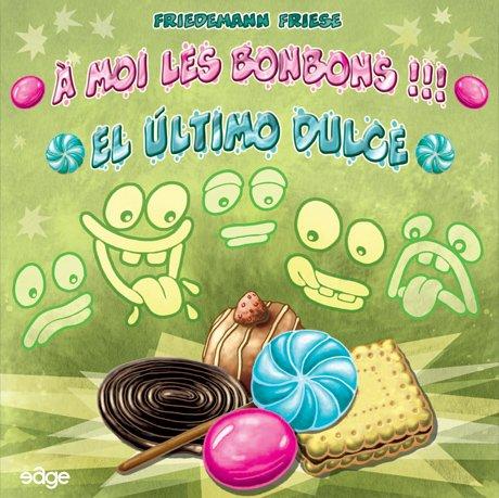 Edge Entertainment-El El último Dulce - Español, Color (EDG2F07)