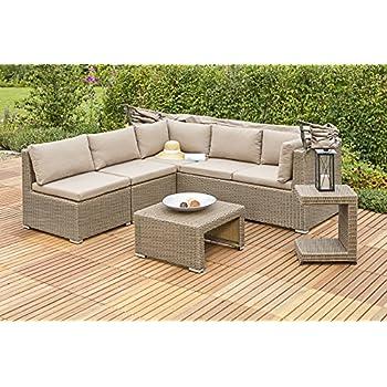 merxx livorno lounge set verschiedene aufstellm glichkeiten mit dach und kissen. Black Bedroom Furniture Sets. Home Design Ideas