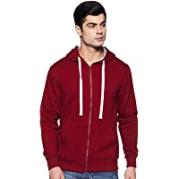 Din Men's Coats Jackets,Winter Casual Fashion Pure Color Patchwork Jacket Zipper Outwear Coat (JK6 M)