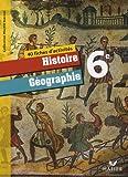 40 Fiches d'activités Histoire Géographie 6e