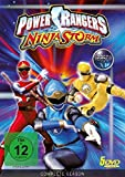 Power Rangers - Ninja Storm: Season XI [5 DVDs]