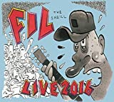 Fil - 2 Audio CD 'Fil,The Shrill-Live 2016-Dawn Of The Dutt'  (24.03.2017)