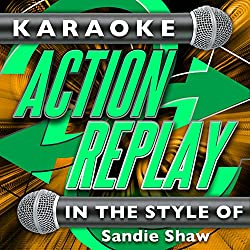 Puppet on a String (In the Style of Sandie Shaw) [Karaoke Version]