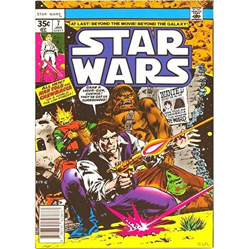 Toile imprimée Han Solo 70x50 cm