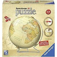 Ravensburger Vintage Globe, 540pc 3D Jigsaw Puzzle®