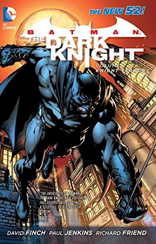 Batman The Dark Knight Volume 1: Knight Terrors TP (The New 52)